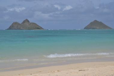 Kanikai beach