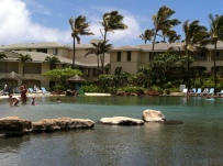 Resort in Poipu