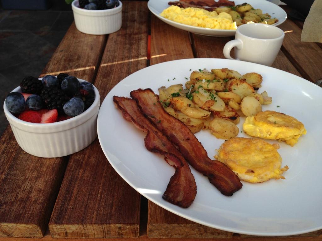 Breakfast Farm to Table
