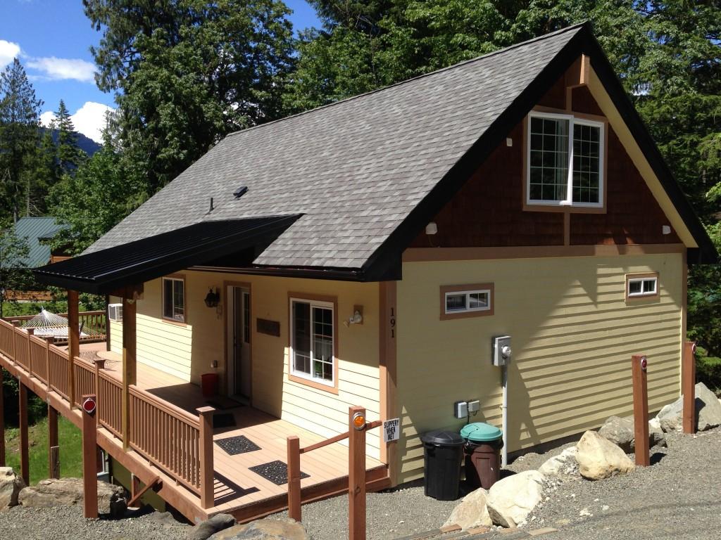 Our Cabin-Condo!