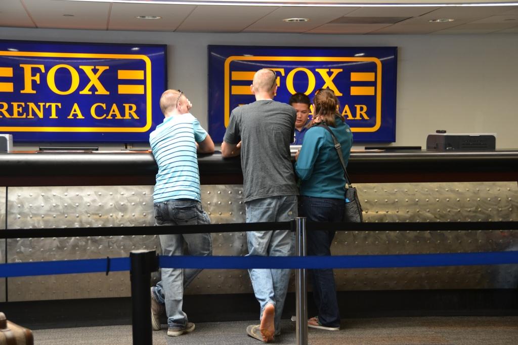 Car Rental Negotiations!