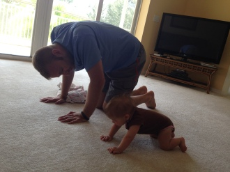 Crawling Lessons