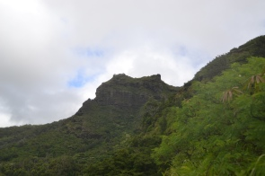 Nounou Mountain (Sleeping Giant), Kauai