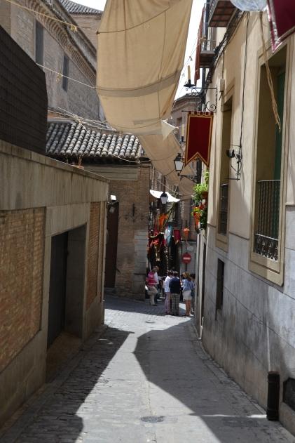 Street in Toledo