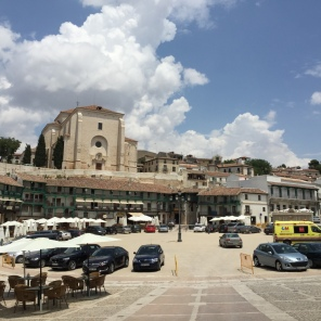Main Plaza in Chinchón