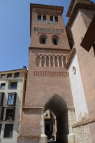 Teruel (example of the Mudéjar architecture)