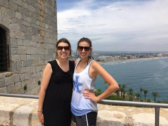 Sisters @ the Castle!