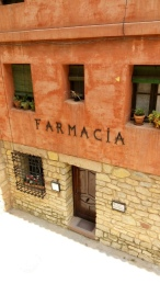 Pharmacy in Albarracin!