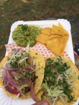 My food truck tacos!