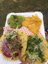 My food truck tacos!
