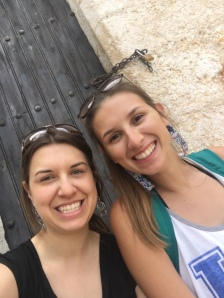 Sisters at the Castle