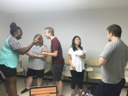 Non-verbal activity fun with my students