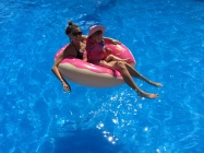 Relaxin in the Donut Float