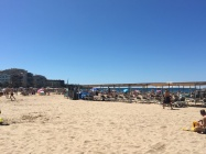 Beach at Salou