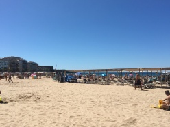 Beach at Salou