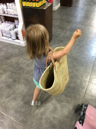Helping @ the Grocery Store