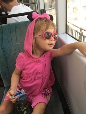 "Last ""Trolley"" ride (AKA Metro Tram)"