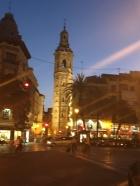 Plaza de la Reina (our home)